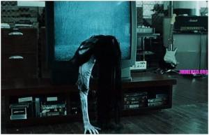 """La """"strega del televisore"""" secondo me."""